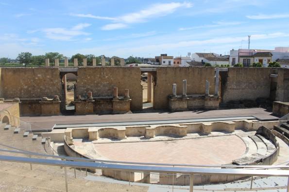 Roman Ruins of Itálica, Sevilla, Spain