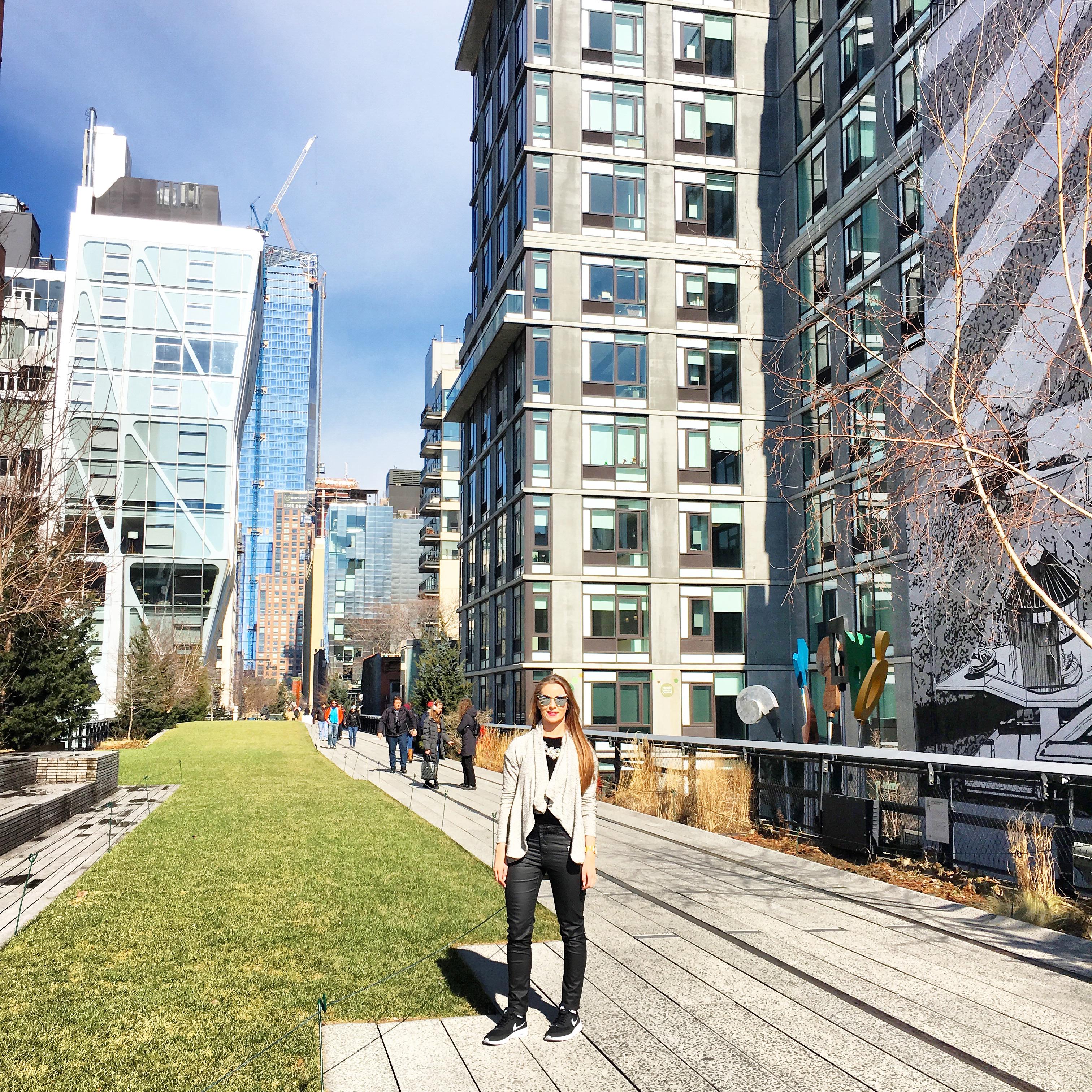 High line park sophie