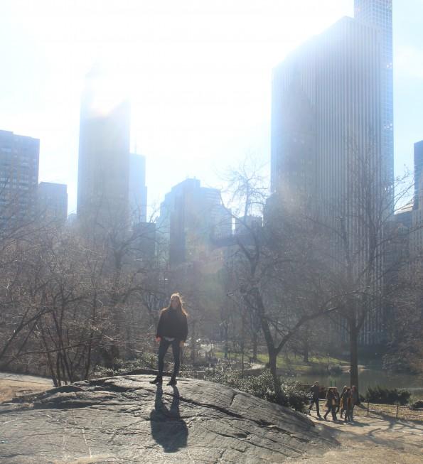 Sophie central park