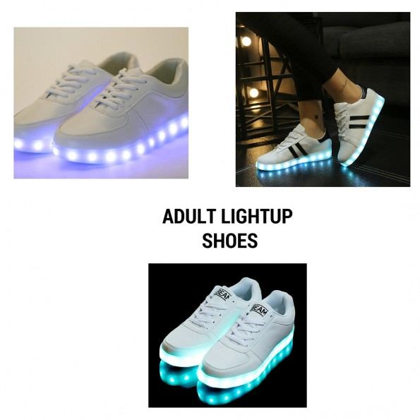 Adult lightup shoes