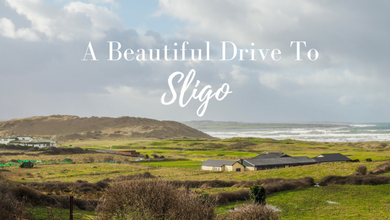 A Beautiful Drive To Sligo, Ireland.