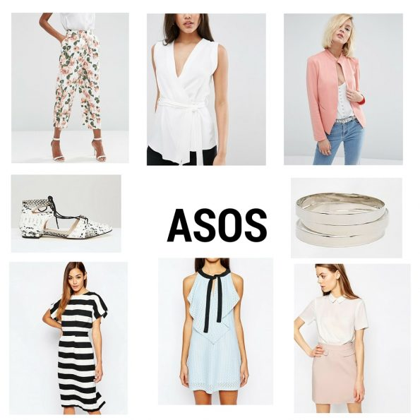 ASOS summer workwear