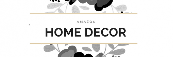Amazon Home Decor ShePrevails
