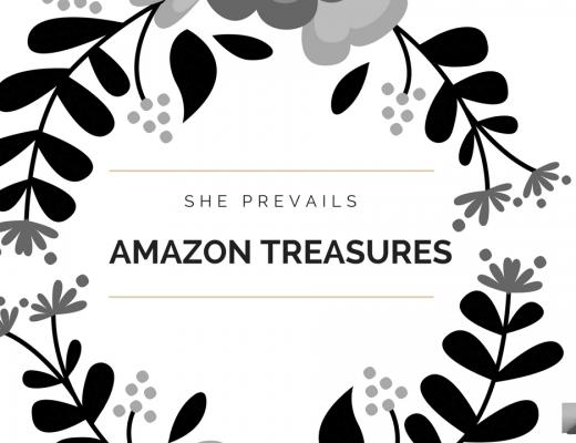 Amazon Treasures ShePrevails