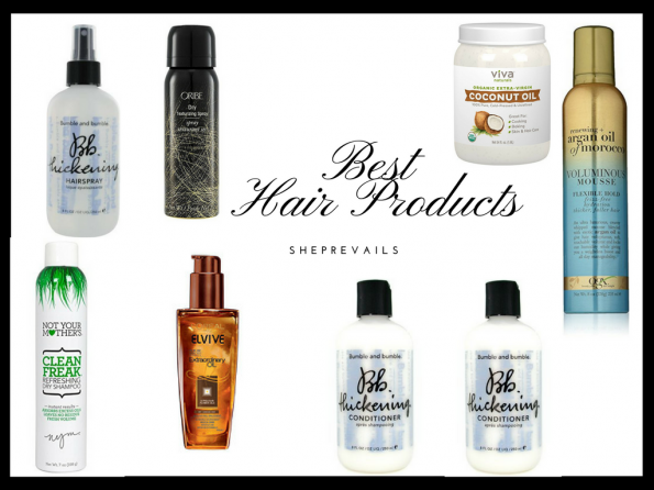 Best Hair Products ShePrevails