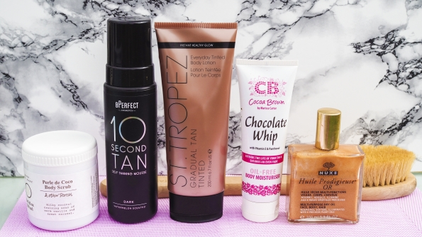 Best fake tan tips for holidays
