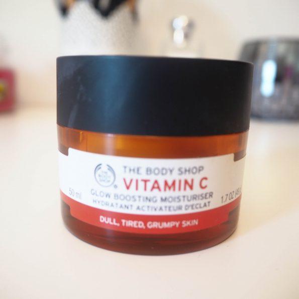 The Body Shop Vitiman C Moisturiser