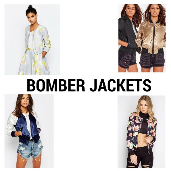 Bomber Jackets trend She Prevails