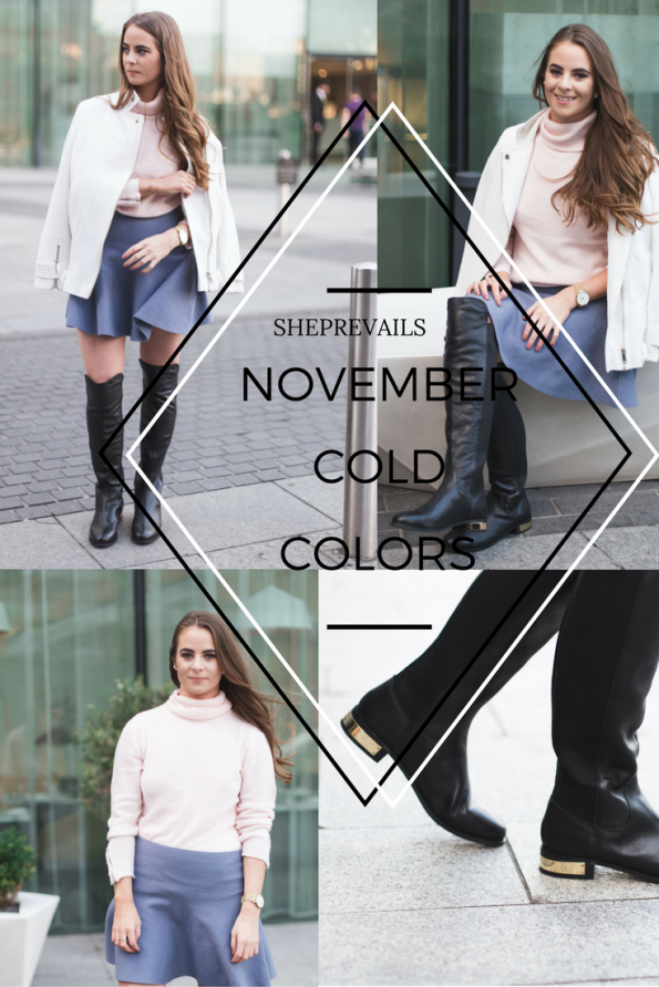 Cold Colors November ShePrevails