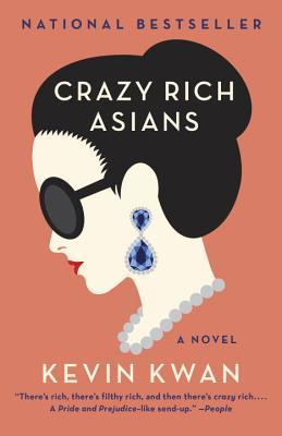 Crazy Rich Asians by Kevin Kwan ShePrevails Bookclub