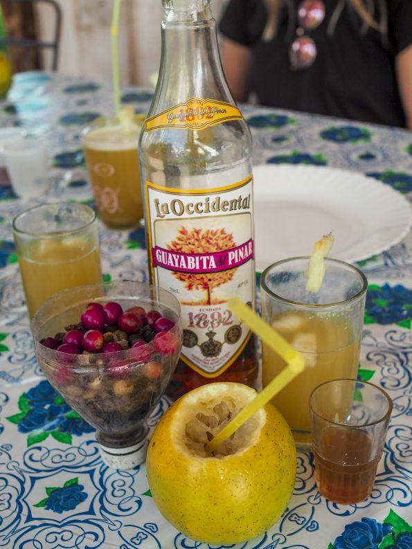 Cuban rum farm
