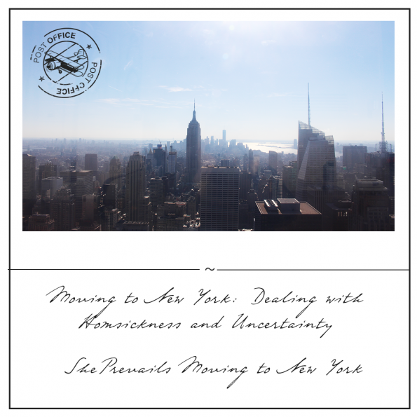 Dealing with homesickness in New York