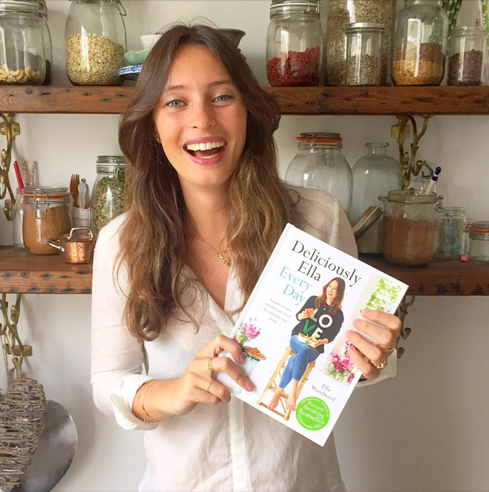 Deliciously Ella every day cookbook
