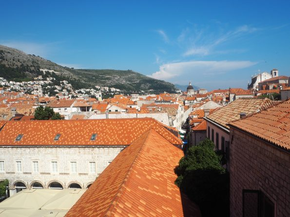 Dubrovnik Old view