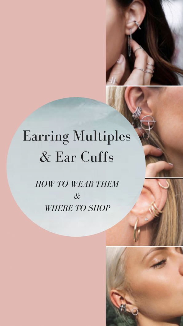 Earring Multiples & Ear Cuffs