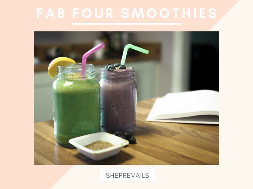 FAB FOUR SMOOTHIES