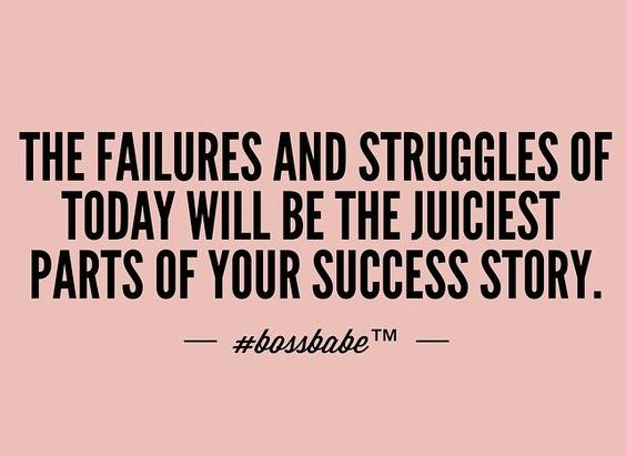 Failure success quote