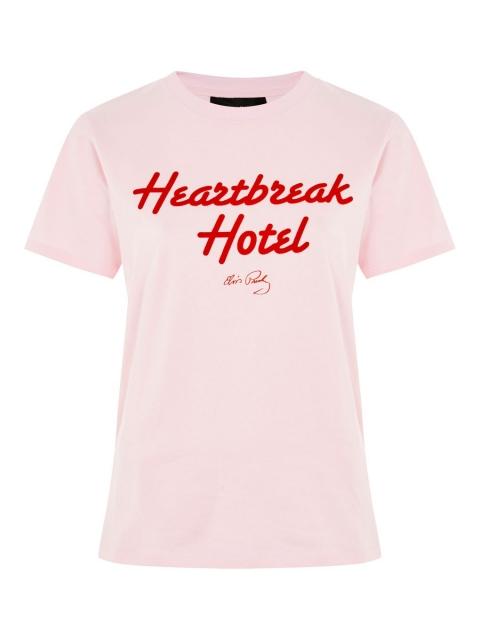 Heartbreak Hotel T-shirt' by And Finally