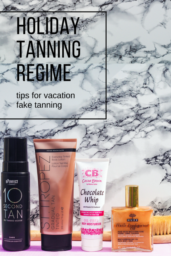 Holiday Tanning Regime (1)