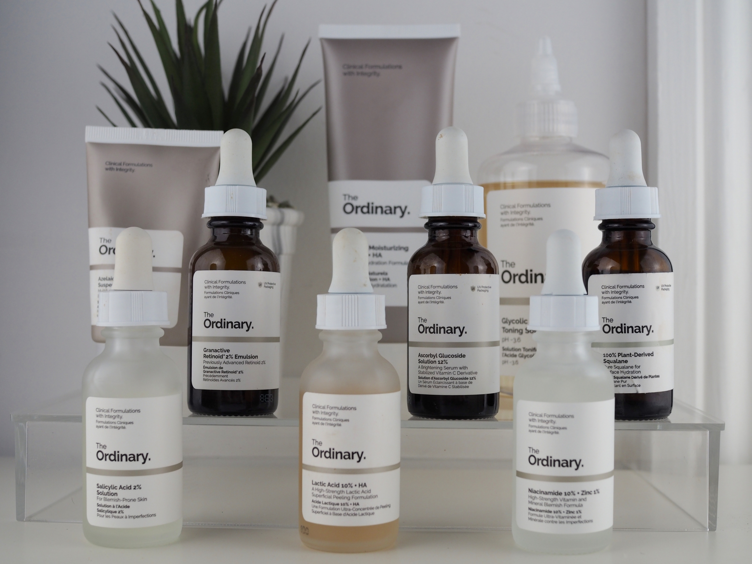 Honest review of the ordinary skincare