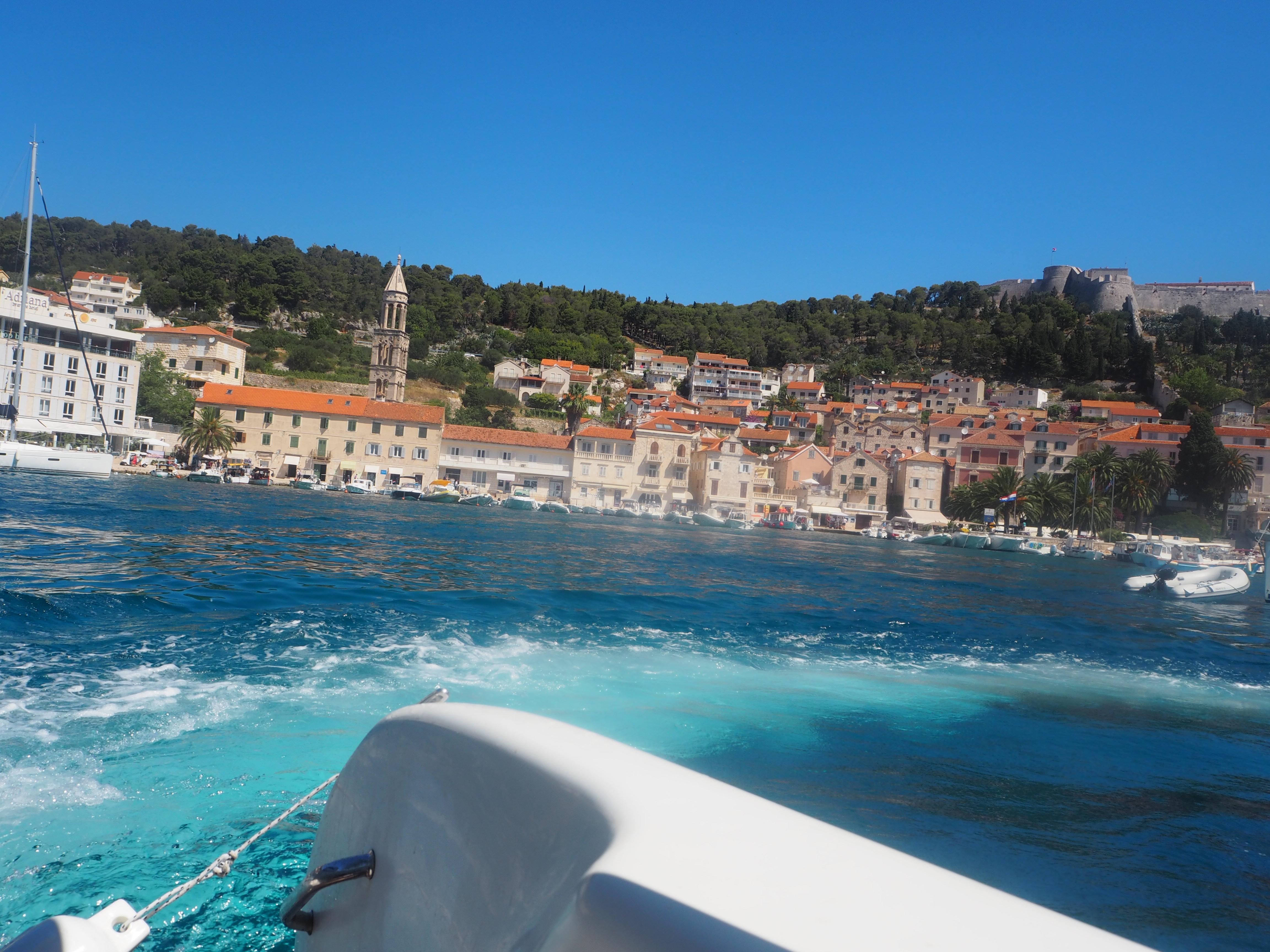 Hvar croatia travel diary for Hvar tourismus