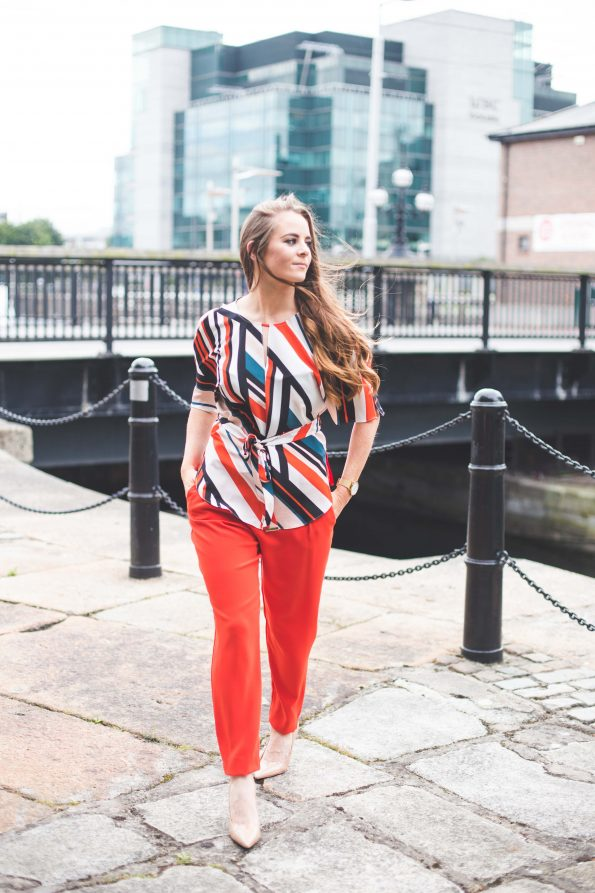 River Island work wear outfit 7