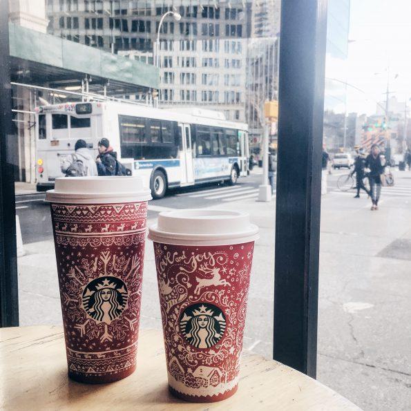 My new office, Starbucks