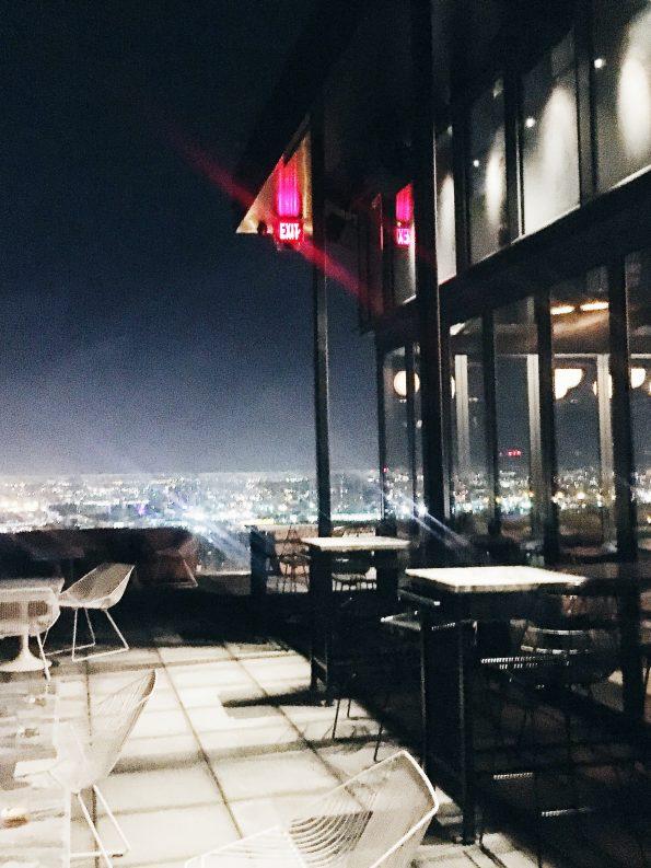 Westlight Rooftop Bar