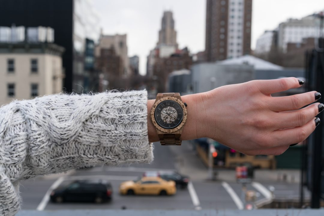 JORD Wooden watches Sheprevails