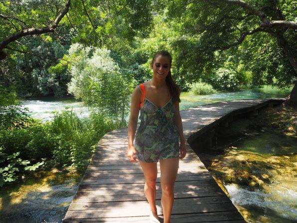 Krka waterfall Split