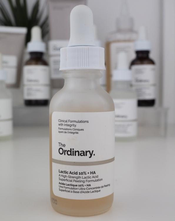 Lactic Acid 10% + HA The Ordinary