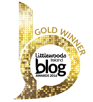 Littlewoods Blog Awards 2016 Winners Gold