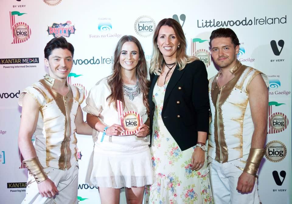 Littlewoods Ireland Blog Awards ShePrevails1