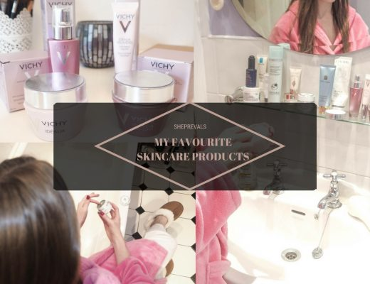 MY FAVOURITE SKINCARE PRODUCTS