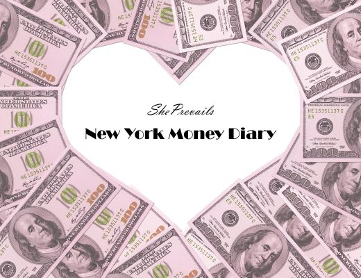 New York Money Diary