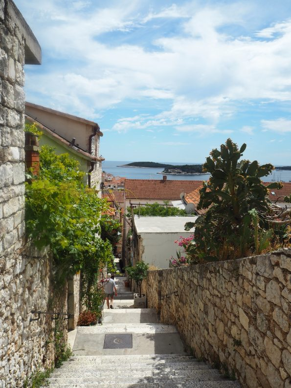 Top of Hvar fortress