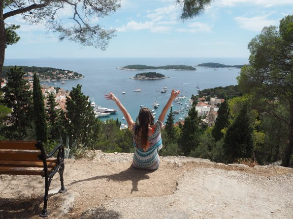 Top of Hvar