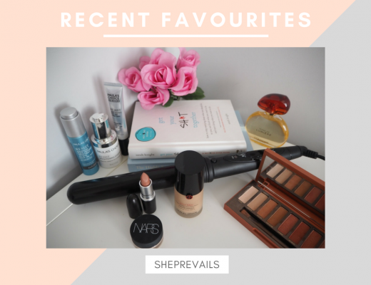 My Recent Favourites: Beauty, Books, Hair Tools, Clothes & More