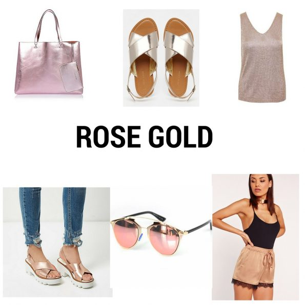 Rose Gold trend