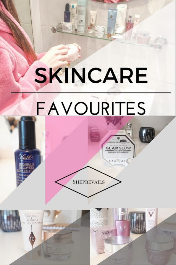 ShePrevails favourite skincare products