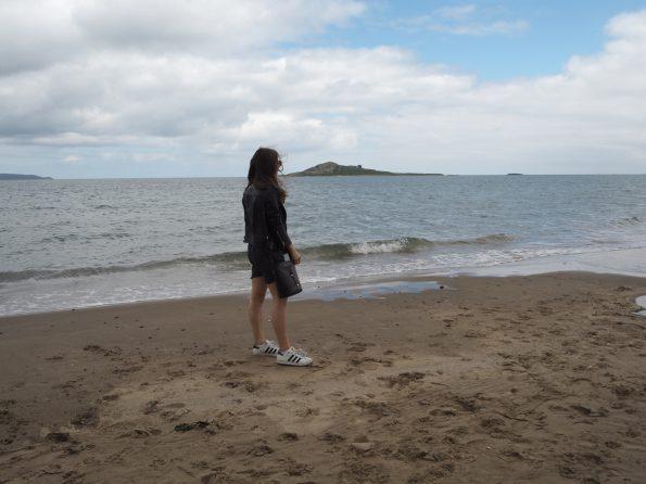 She Prevails beach