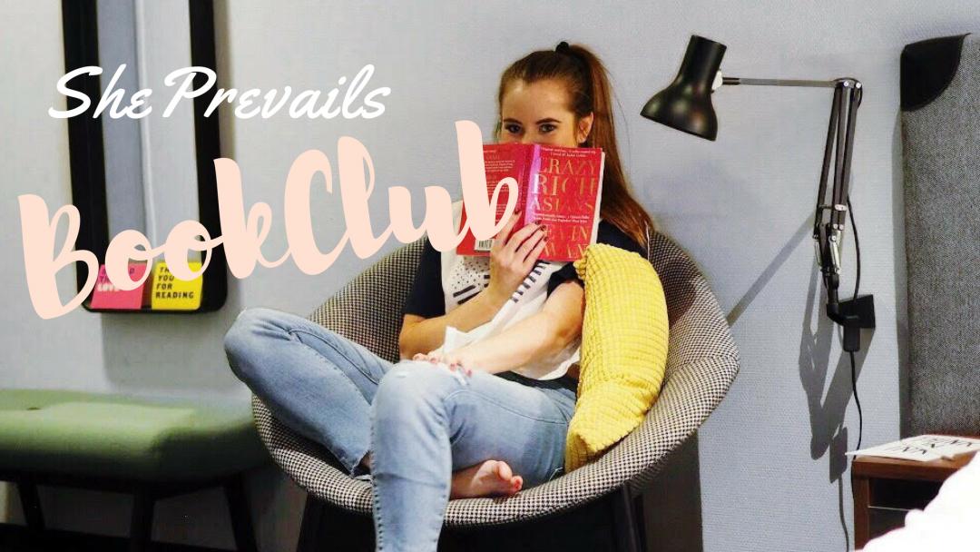 ShePrevails Book Club 2018