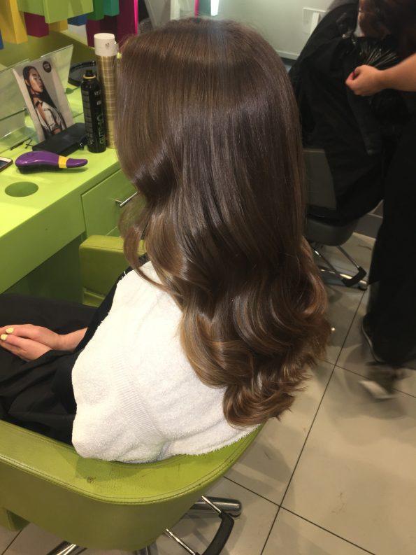 ShePrevails hair routine