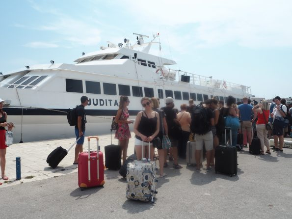 Split boat to Hvar