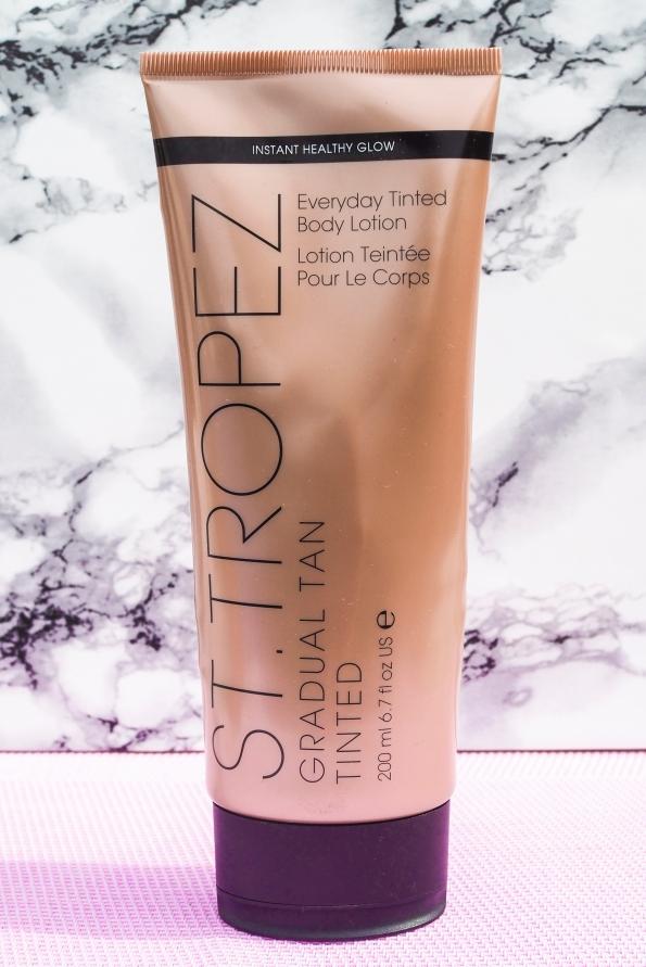 St Tropez tinted moisturizer