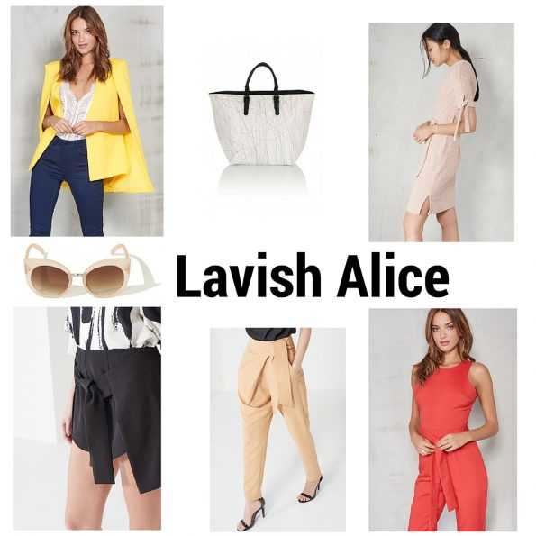 Summer workwear Lavish Alice