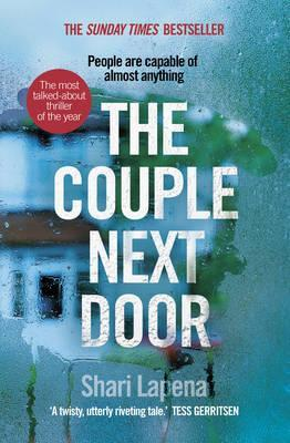 The Couple Next Door by Shari Lapena ShePrevails Book club