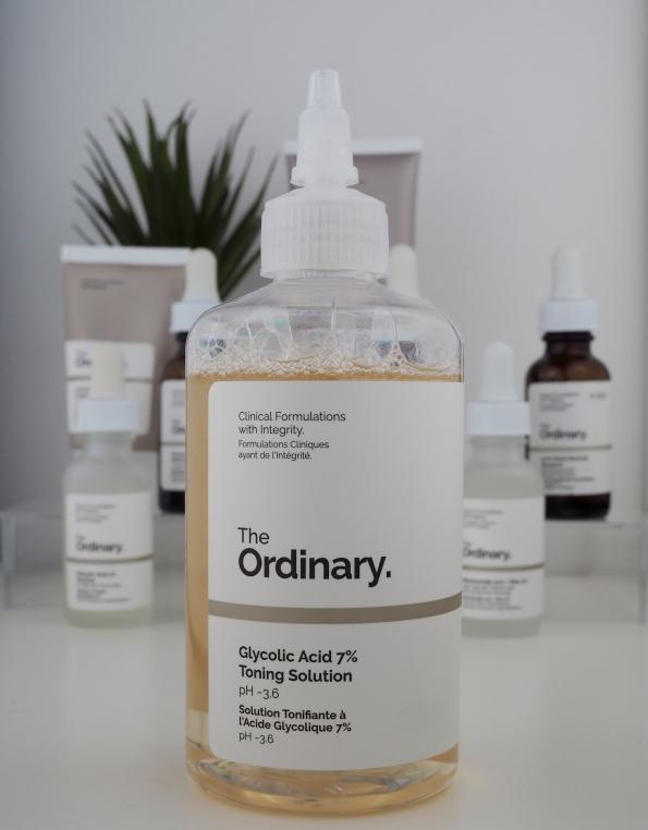 The Ordinary Glycolic Acid 7 Toning Solution