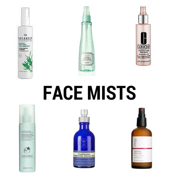 Trend Report face mists. She Prevails