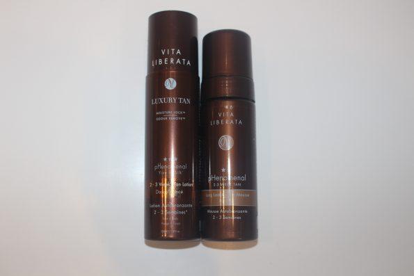 Summer tanning regime Vita Liberata